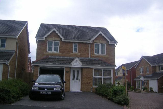 Thumbnail Detached house to rent in Llys Ael Y Bryn, Birchgrove