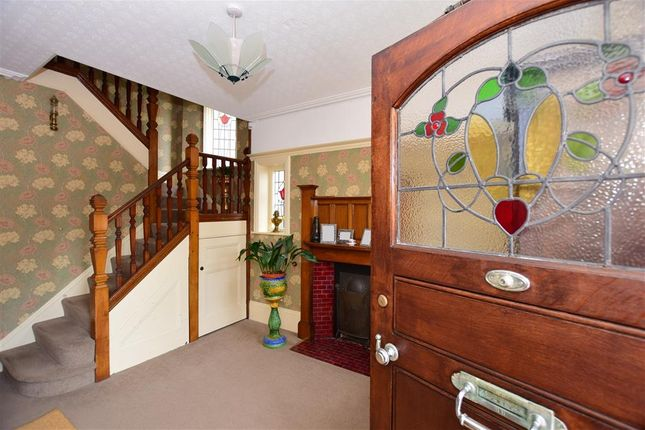 Thumbnail Semi-detached house for sale in Cornwall Gardens, Cliftonville, Margate, Kent