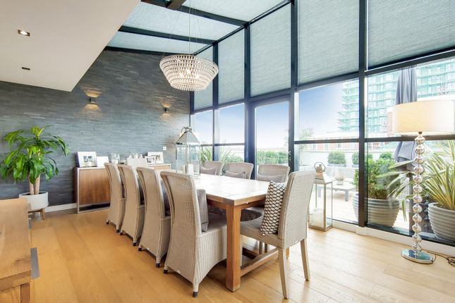 Thumbnail Flat for sale in York Road, London