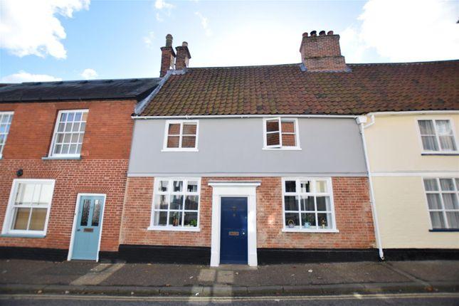 Thumbnail Terraced house for sale in Bridewell Street, Wymondham