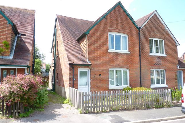 Semi-detached house for sale in Holly Grove, Fareham