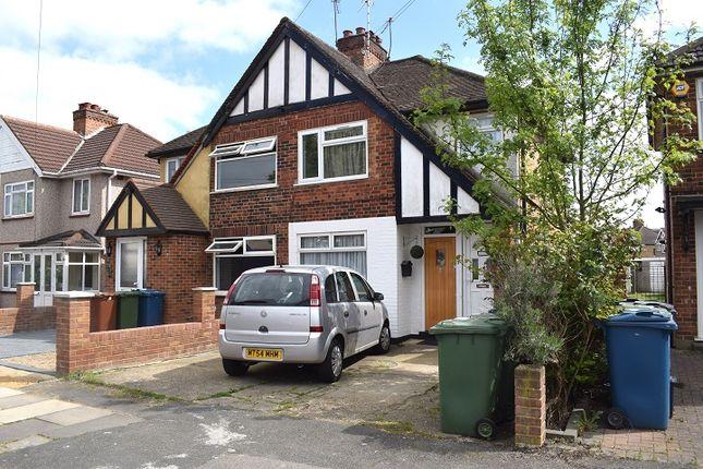 Thumbnail Flat to rent in Weald Lane, Harrow Weald