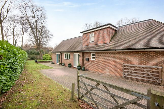 Thumbnail Flat to rent in Macnaghten Woods, Camberley