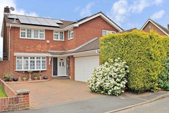 Thumbnail Detached house for sale in Magnolia Grove, Fair Oak, Eastleigh