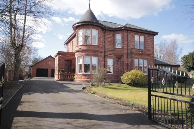 Thumbnail Detached house for sale in Blairhill Street, Coatbridge