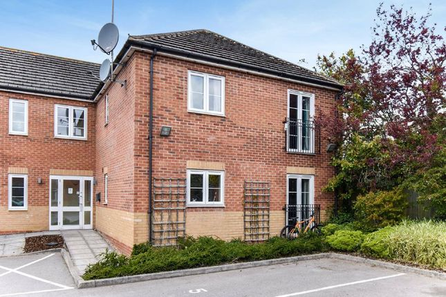 1 bed flat for sale in Denby Dale Place, Corby, Northamptonshire NN17