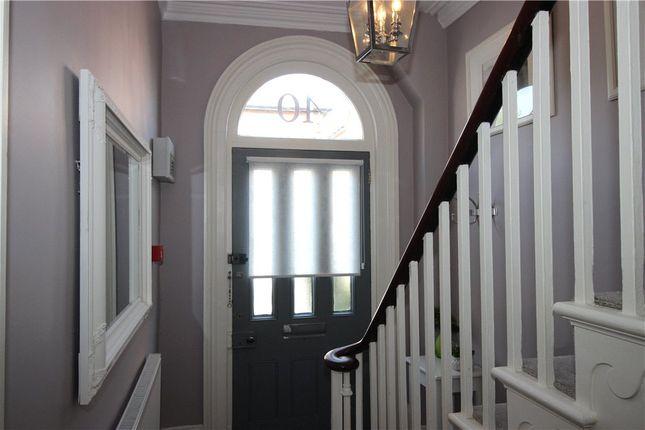 Entrance Hall of Leopold Street, Derby DE1