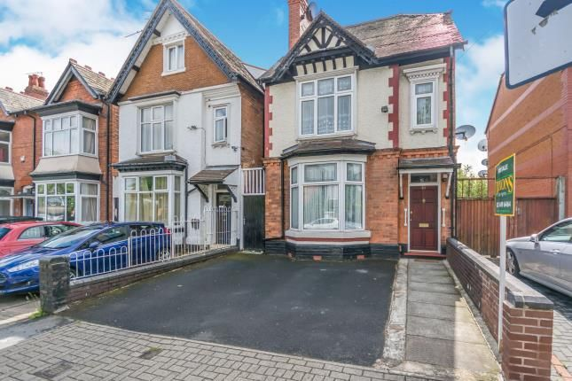 Thumbnail Detached house for sale in Anderton Park Road, Moseley, Birmingham, West Midlands
