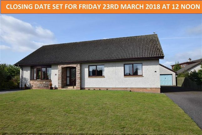 Thumbnail Detached bungalow for sale in Chanonry Crescent, Fortrose, Ross-Shire