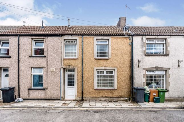 Thumbnail Terraced house for sale in Bankes Street, Aberdare
