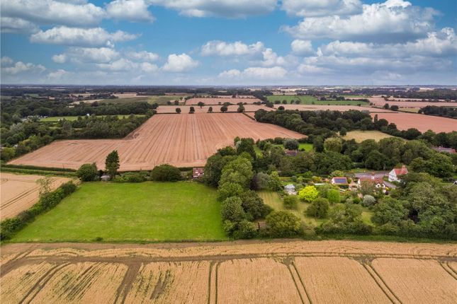3 bed detached house for sale in The Green, Saxlingham Nethergate, Norwich, Norfolk NR15