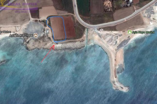 Thumbnail Land for sale in Ayia Napa, Ayia Napa, Famagusta, Cyprus