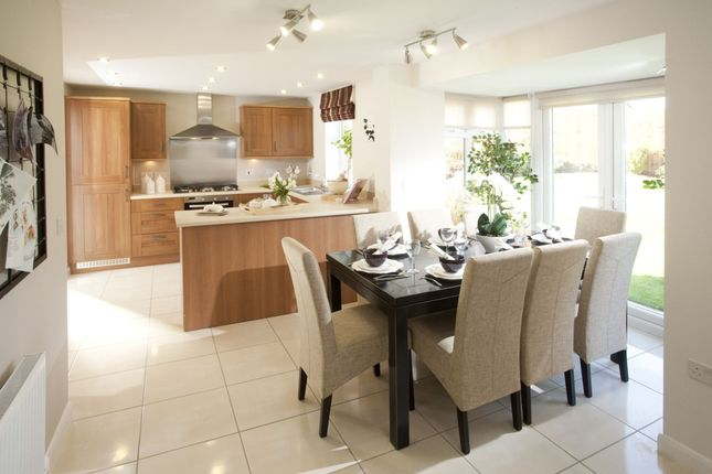 """Thumbnail Detached house for sale in """"Bradbury"""" at Yafforth Road, Northallerton"""