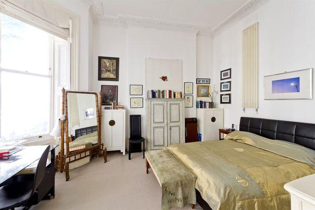Bedroom of Lexham Gardens, London W8