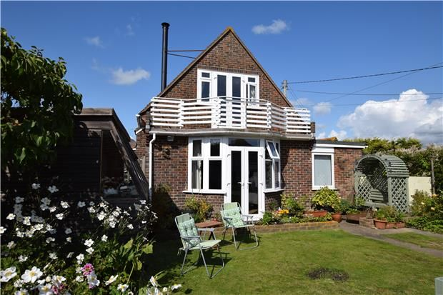 Thumbnail Detached house for sale in Coast Road, Pevensey Bay, Pevensey, East Sussex