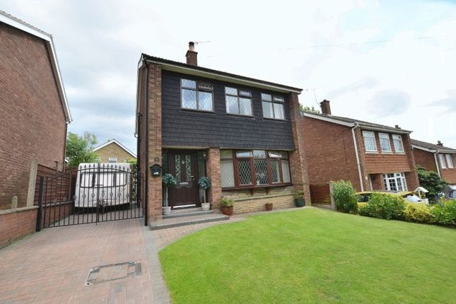 Thumbnail Detached house for sale in Brankwell Crescent, Bottesford, Scunthorpe