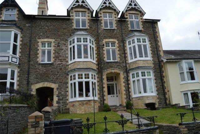 Thumbnail Flat to rent in Bryn Y Mor Road, Aberystwyth, Ceredigion