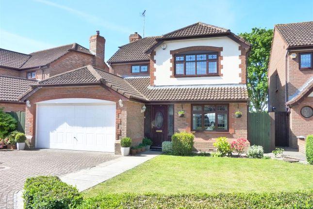 Thumbnail Detached house for sale in Lavender Close, Hailsham