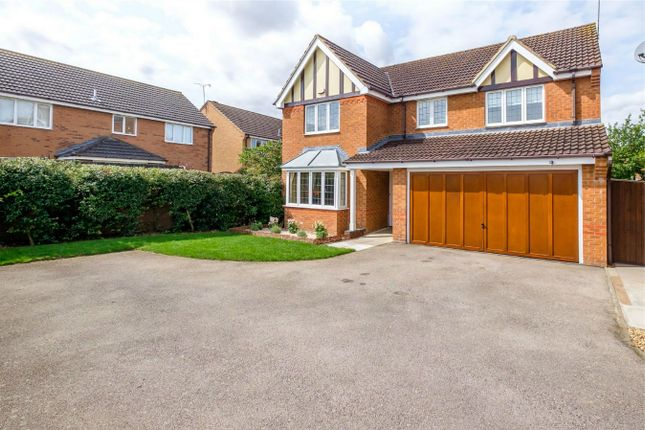 Detached house for sale in Meadow Sweet Road, Rushden