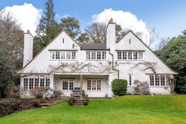 Thumbnail Detached house to rent in Hindhead Road, Hindhead
