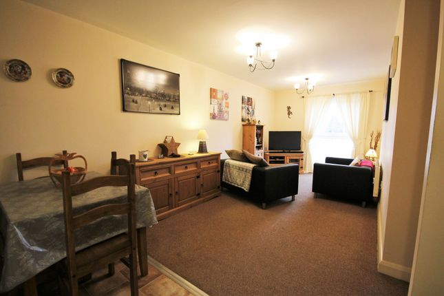 Thumbnail Flat for sale in Ernest Court, Northwich
