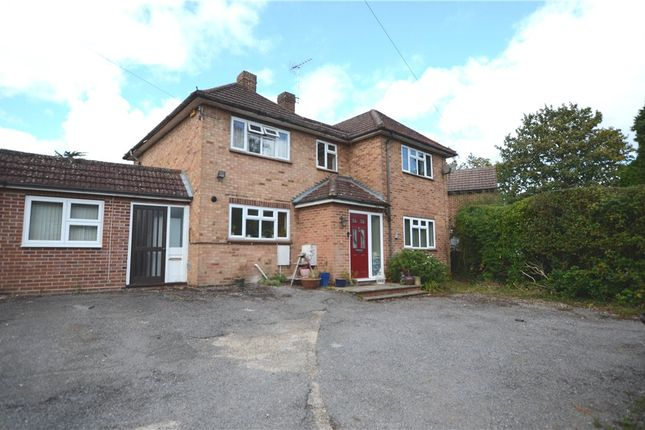 Thumbnail Detached house for sale in Orchard Close, Blackwater, Camberley