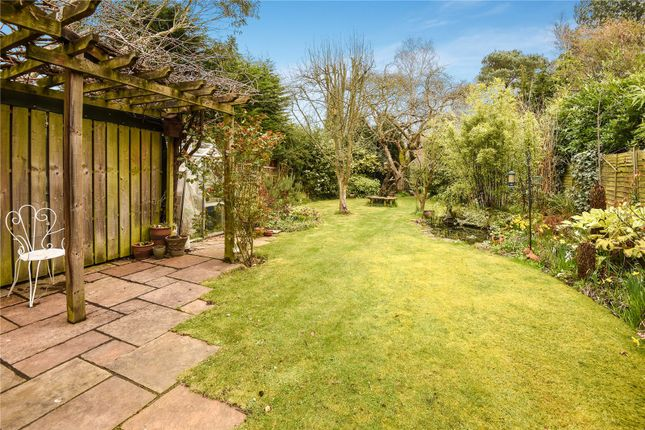 Thumbnail Detached bungalow for sale in New Wokingham Road, Crowthorne, Berkshire