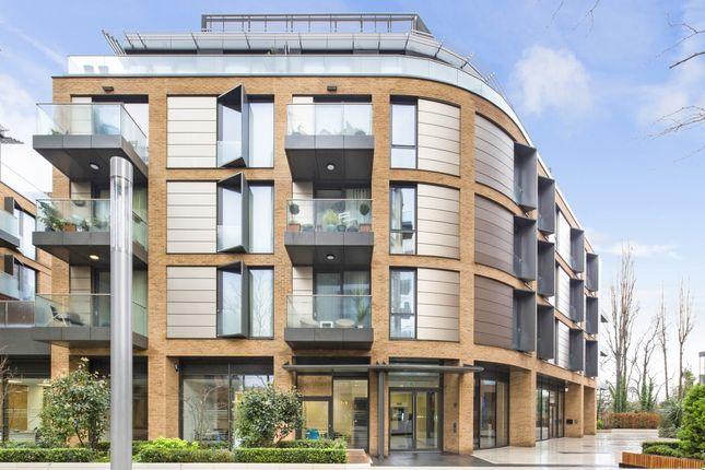 Exterior of Millennium House, Putney Plaza, London SW15