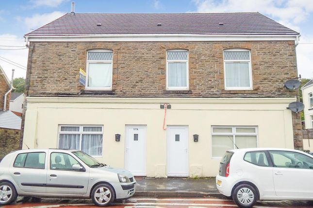 Thumbnail Flat for sale in Swansea Road, Pontardawe, Swansea
