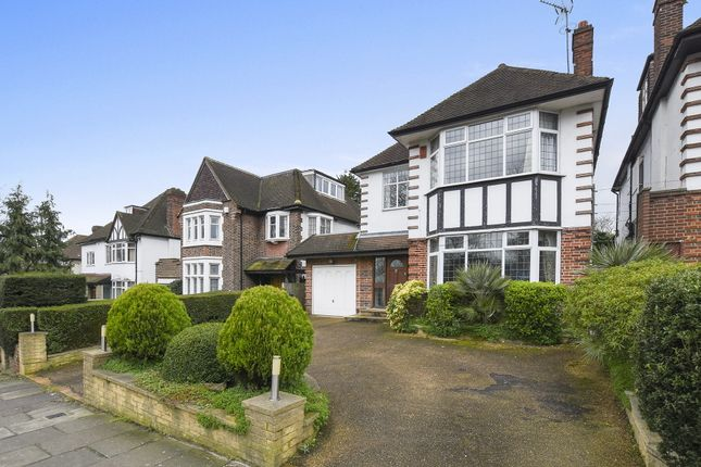 Thumbnail Detached house for sale in Powys Lane, Southgate