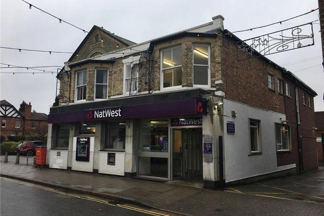 Thumbnail Retail premises for sale in 164, Hallgate, Cottingham, Yorkshire, UK