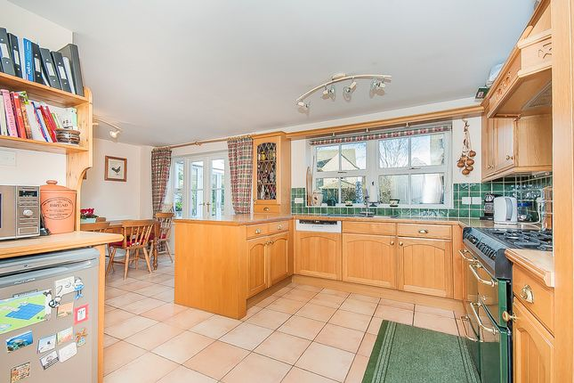 Thumbnail Detached house for sale in Dexter Way, Warmington, Peterborough