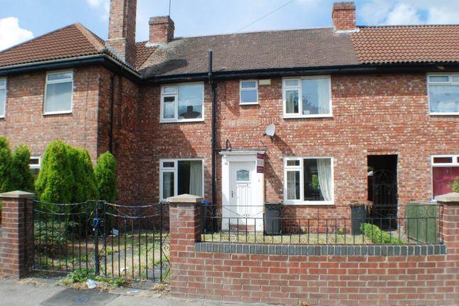 Thumbnail Terraced house to rent in Oak Avenue, Gilesgate