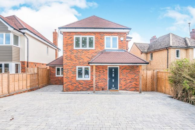 Thumbnail Detached house for sale in Birdwood Road, Maidenhead