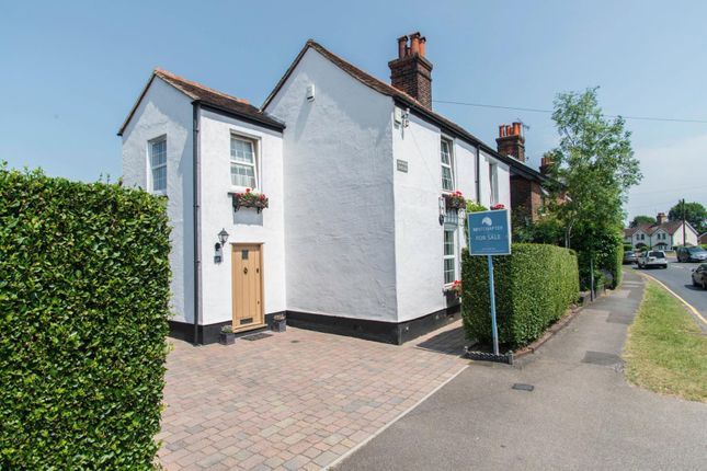Thumbnail Detached house for sale in Chelmsford Road, Shenfield, Brentwood
