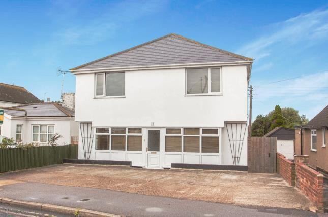 Thumbnail Detached house for sale in Dymchurch Road, St. Marys Bay, Romney Marsh, Kent