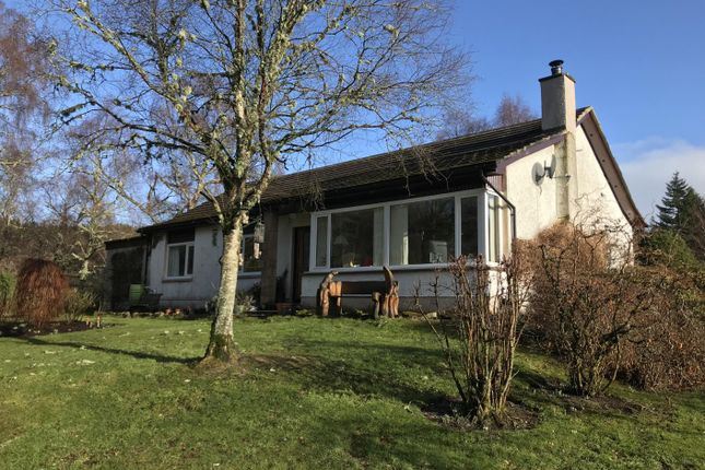 Curin Strathconon Iv6 3 Bedroom Bungalow For Sale