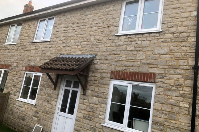 Thumbnail Terraced house for sale in Leigh, Sherborne