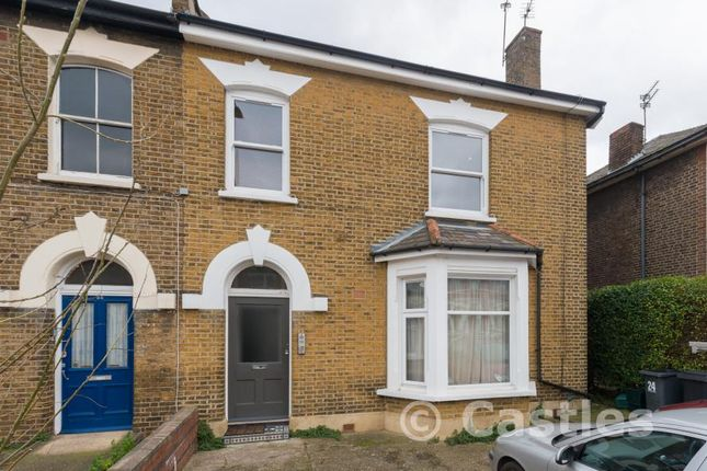 Thumbnail Flat to rent in Alexandra Road, Hornsey