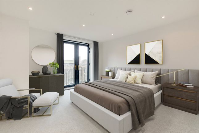 Thumbnail Flat for sale in Mortlake High Street, London