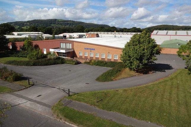 Thumbnail Light industrial to let in Unit 36, Davy Way, Llay Industrial Estate (North), Llay