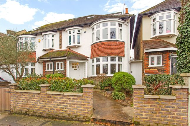 Thumbnail Semi-detached house for sale in Percival Road, London