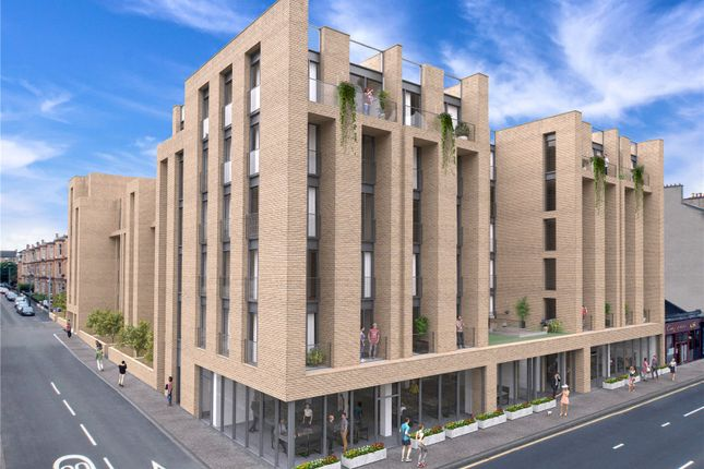 Thumbnail Flat for sale in Plot 23 - City Garden Apartments, St. Georges Road, Glasgow