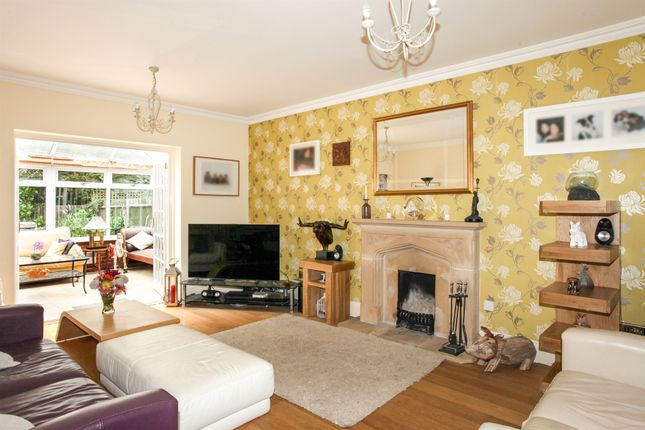 Thumbnail Detached house for sale in Tithe Mead, Romsey