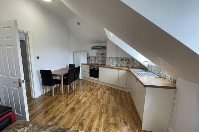 Thumbnail Flat to rent in Lampton Road, Hounslow