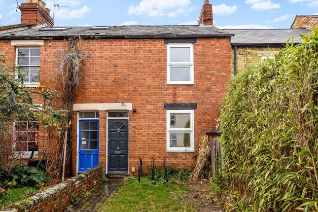Thumbnail Terraced house for sale in Magdalen Road, Oxford