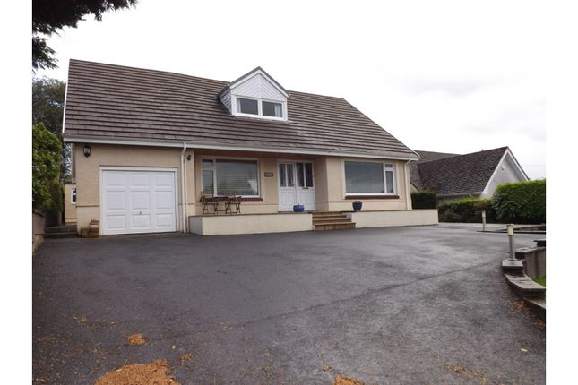 Thumbnail Detached house for sale in Church Road, Swansea