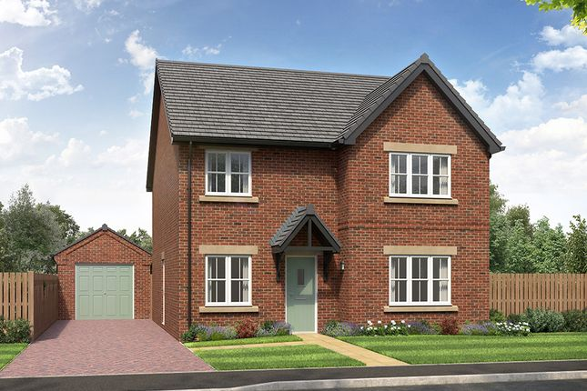 "4 bed detached house for sale in ""Gibson"" at Dowbridge, Kirkham, Preston PR4"