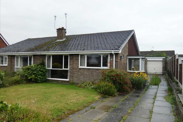 Thumbnail Semi-detached bungalow for sale in Jacklins Approach, Bottesford, Scunthorpe