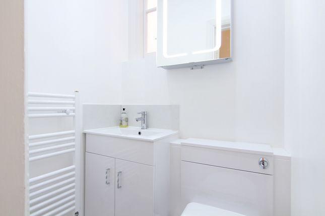 Second Bathroom of Kings Road, Chelsea SW3